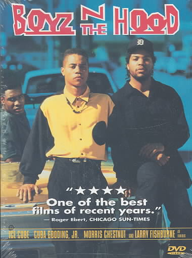 BOYZ N THE HOOD BY ICE CUBE (DVD)
