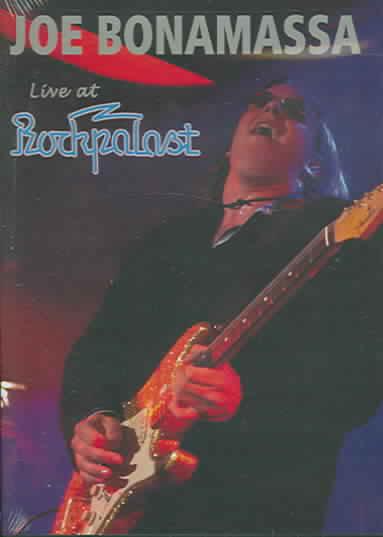 LIVE AT ROCKPALAST BY BONAMASSA,JOE (DVD)